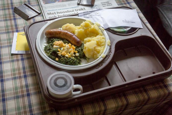 Een maaltijd van Tafeltje Dekje.