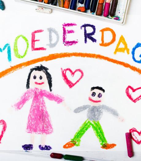 Kleuters op Nijmeegse school maken geen cadeau voor moederdag: juf is te druk
