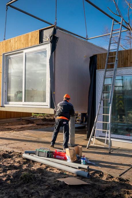 Primeur voor Arnhem: Pionieren in de allerkleinste woninkjes van de stad