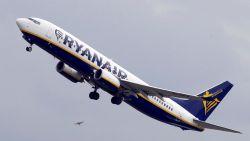 Ryanair kijkt aan tegen eerste staking ooit