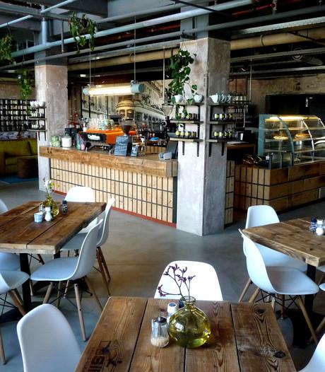 Horecanieuws: De koffiebranderij past maar net in nieuwe espressobar Da Silva op de Tramkade