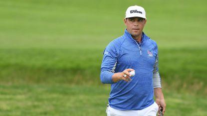 Woodland blijft aan de leiding op US Open golf