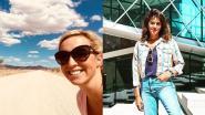 SHOWBITS. Ex-K3'tje Kathleen Aerts ontdekt Namibië en Tatyana Beloy heeft 'goesting'