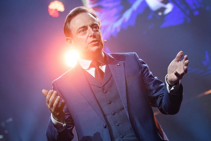 Le président de la N-VA, Bart De Wever.