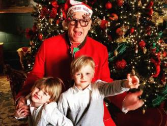 Prins Albert van Monaco viert Kerstmis met bijpassende trui én Crocs