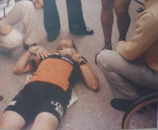 Vermaeren kreeg op zijn 58ste een hartstilstand tijdens een koers. Het was het einde van zijn carrière.