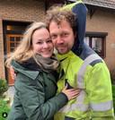 Milou en boer Bastiaan zijn dolgelukkig in Zeeland.