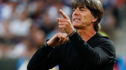 FT buitenland. Löw roept Müller, Boateng en Hummels niet meer op - Fellaini pakt punt in Aziatische Champions League