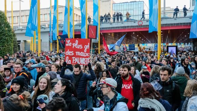 """Zo vieren VUB en ULB vandaag Saint-Vé: """"Taboes die door corona op voorgrond zijn getreden, gaan we extra belichten"""""""