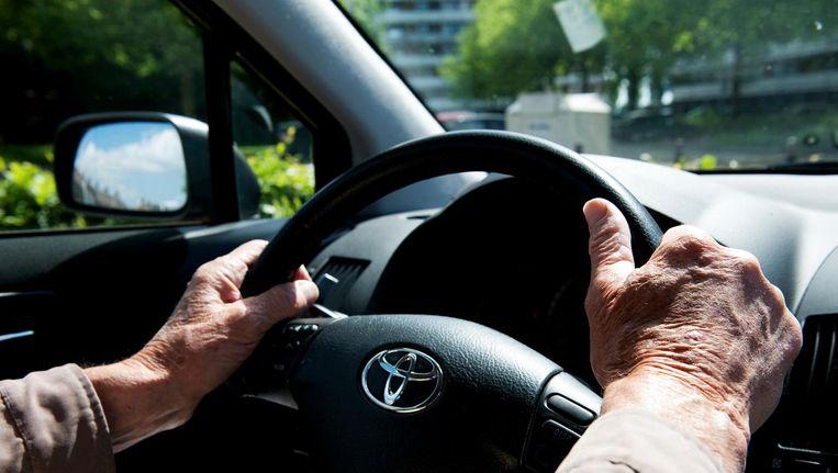 Sinds begin 2016 hebben ruim vijfduizend mensen het rijbewijs nooit ingeleverd. Beeld anp