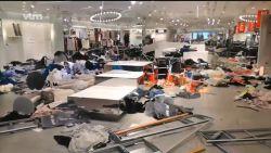 'Coolste aapje' leidt tot vernielingen bij H&M