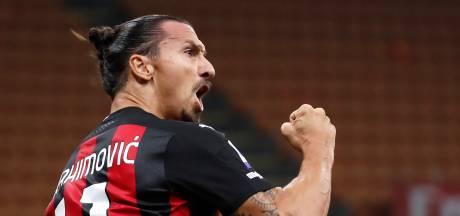 Lukaku buteur, Zlatan double buteur: le derby pour le Milan AC