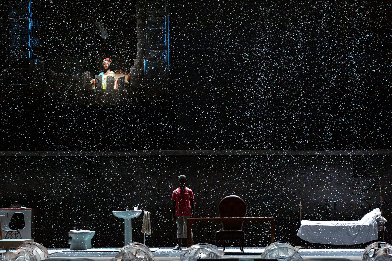 Winter Journey, de opera over migratie van Ludovico Einaudi.