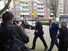 Koning Willem-Alexander bezoekt brandweerkazerne in Tilburg