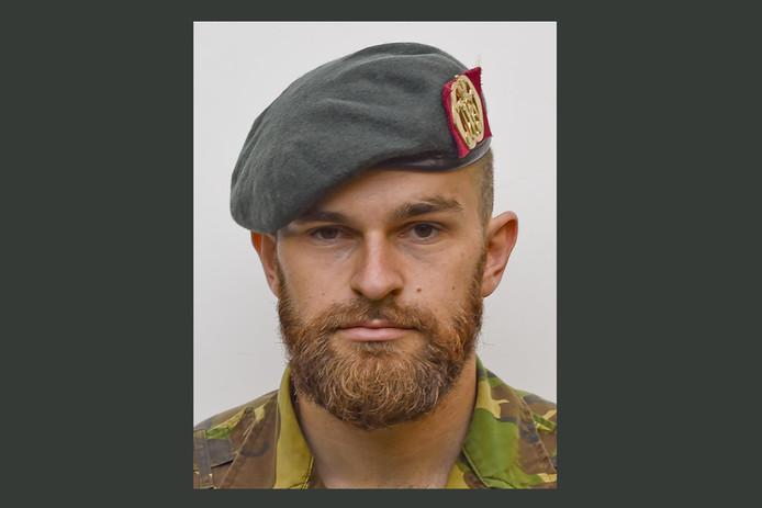 Korporaal Mark Ruben