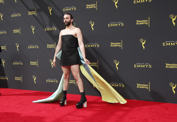 Queer Eye-ster Jonathan Van Ness