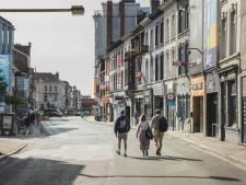 Overpoortstraat mag open, maar bijna niemand durft: hooguit 10 zaken verwelkomen maandag studenten