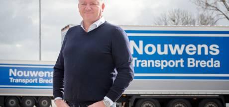 Nouwens Transport zoekt nieuwe wegen in tijden van corona: 'Je moet gewoon kwaliteit leveren'