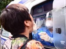 Nouveau pic d'infections depuis avril en Chine