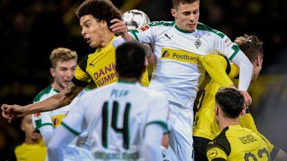 Witsel wint clash van Thorgan Hazard, Dortmund doet gouden zaak in Duitsland