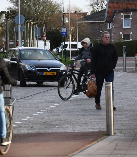 Paaltjes ontbreken: gevaarlijke verkeerssituatie in IJsselstein houdt aan