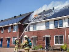 Nog week onduidelijkheid over brand zonnepanelen in Vinkeveen