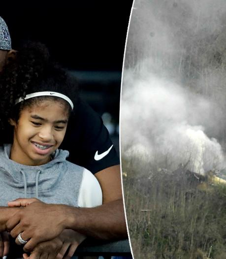 L'épave de l'hélicoptère de Kobe Bryant filmée quelques minutes après le crash
