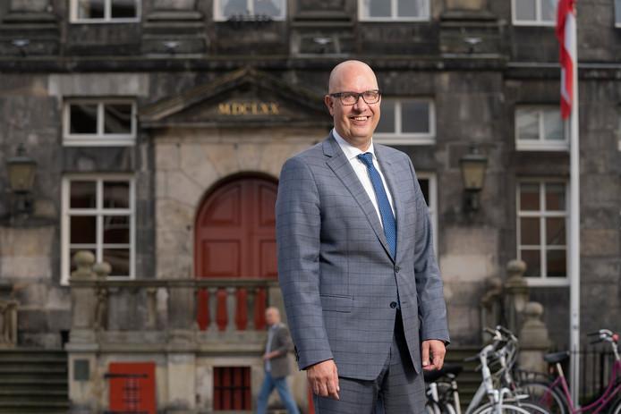 Jack Mikkers is burgemeester van Den Bosch. De merkwaardige benoemingsprocedure lekte uit via het Brabants Dagblad.