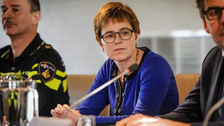 Miranda de Vries, de burgemeester van Geldermalsen. Beeld ANP
