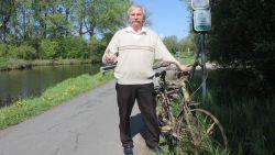 """Johan (62) vindt fiets terug waarmee hij als 22-jarige in Dender viel: """"Ik kon het eerst niet geloven, maar het is honderd procent zeker mijn fiets"""""""