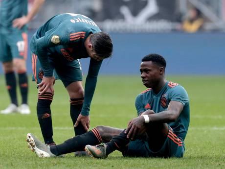 Ajax zonder Promes in cruciaal duel met Valencia, Onana wel inzetbaar