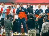 Feyenoord gaat spelen in fantasie-opstelling