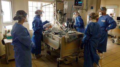 """Regering denkt aan bonus van 1.450 euro voor dokters en verplegers """"maar er is nog niets beslist"""""""