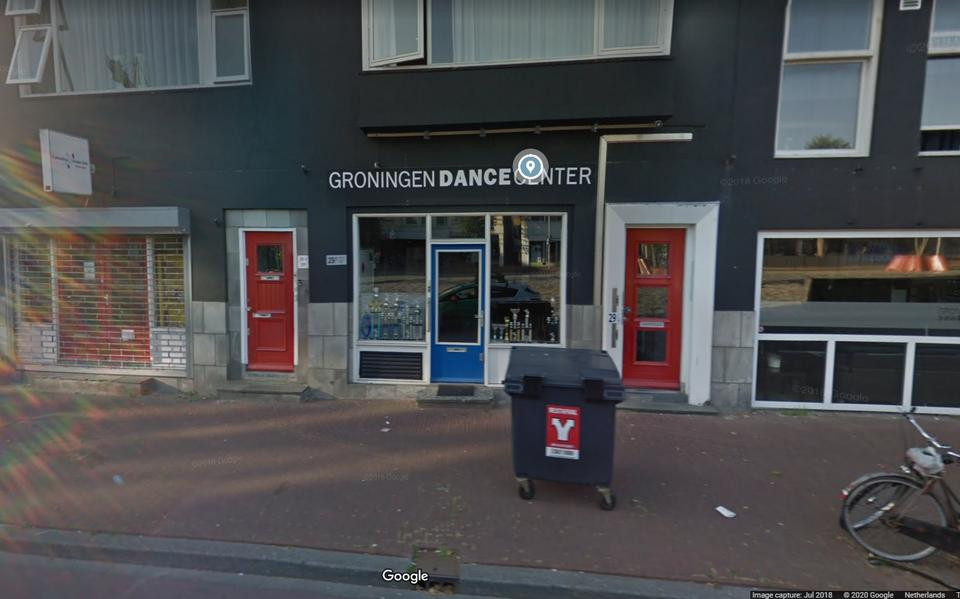 Groningen Dance Center.