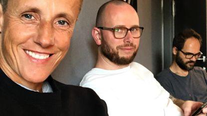 Sam Bettens stelt nieuw project Rex Rebel voor in Ancienne Belgique
