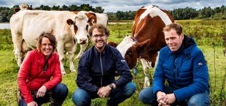 Plannen voor een melkfabriek in Olst:  'Hou melk uit Salland in Salland'