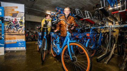 """Blue-bikes voortaan op tweede locatie in Brugge: """"Vorig jaar ruim 20.000 ritten"""""""