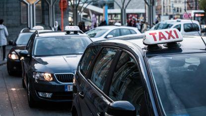 Manifestatie taxi's Brussel: grote verkeershinder verwacht