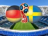 LIVE: Duitsland vecht tegen Zweden voor eerherstel