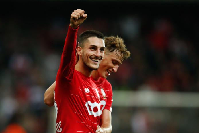 Grâce à un doublé d'Aleksandar Boljevic (16e, 90e+2), le Standard s'est qualifié pour les huitièmes de finale de la Croky Cup mercredi au détriment de Lommel (2-1), pensionnaire de D1B.
