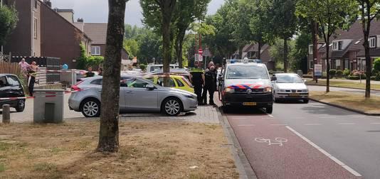 Verdachte Zamir M. werd aangehouden in Nieuwegein