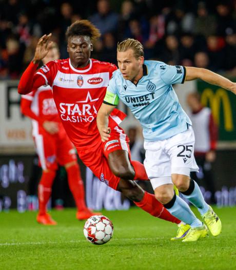 Vijfde zege op rij voor Club Brugge in Belgische competitie
