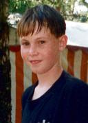 Nicky Verstappen op de dag voor zijn verdwijning, in augustus 1998.
