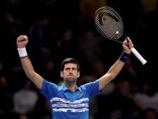 Djokovic craint pour l'avenir de centaines de joueurs de tennis professionnels