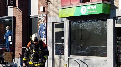 Oxfam Wereldwinkel klaar voor heropening na zware brand