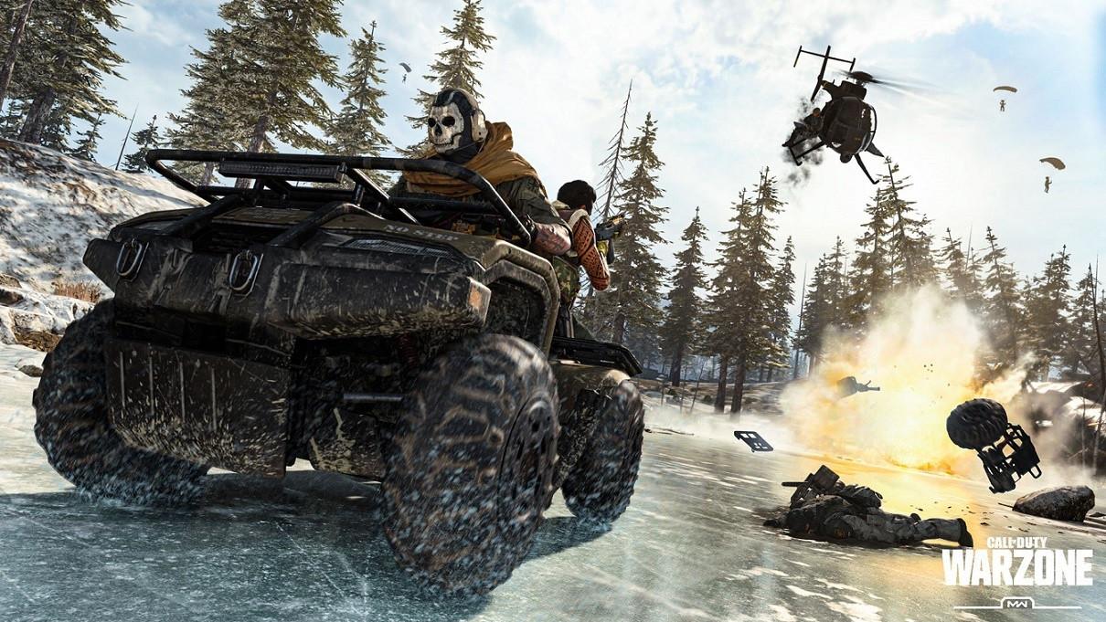 Al sinds Warzone uitkwam, stikt het van de valsspelers in het spel.
