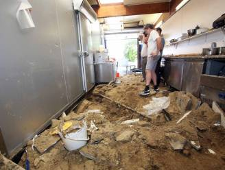Explosie verwoest bakkerij in Affligem