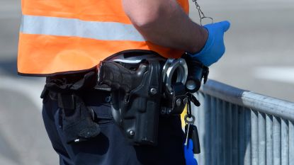 Politie tweemaal bespuwd tijdens interventies