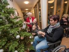 Lieke (8) uit Borne wenst een kerstboom voor eenzame ouderen van Deldens verpleeghuis