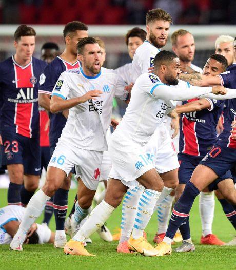 PSG hoort straffen na knokpartij: Kurzawa zes duels geschorst, Neymar en Paredes twee